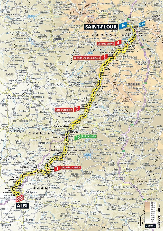 Tour de France 2019: Geraint Thomas may be reigning champion