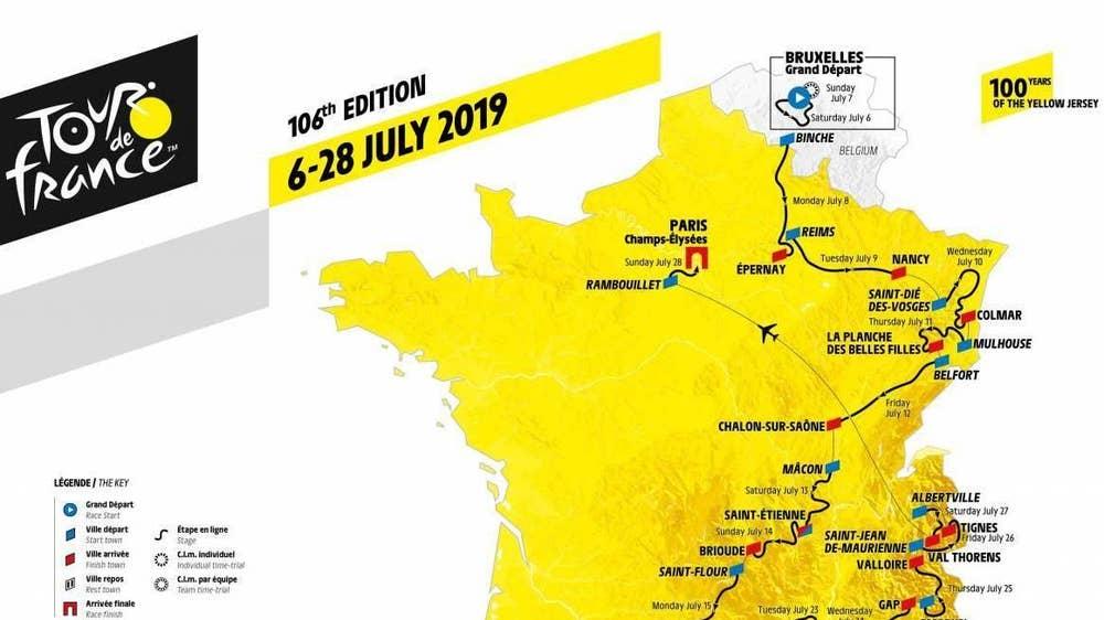 Tour De France 2019 Tour de France 2019: Mark Cavendish omission leaves rift in Team