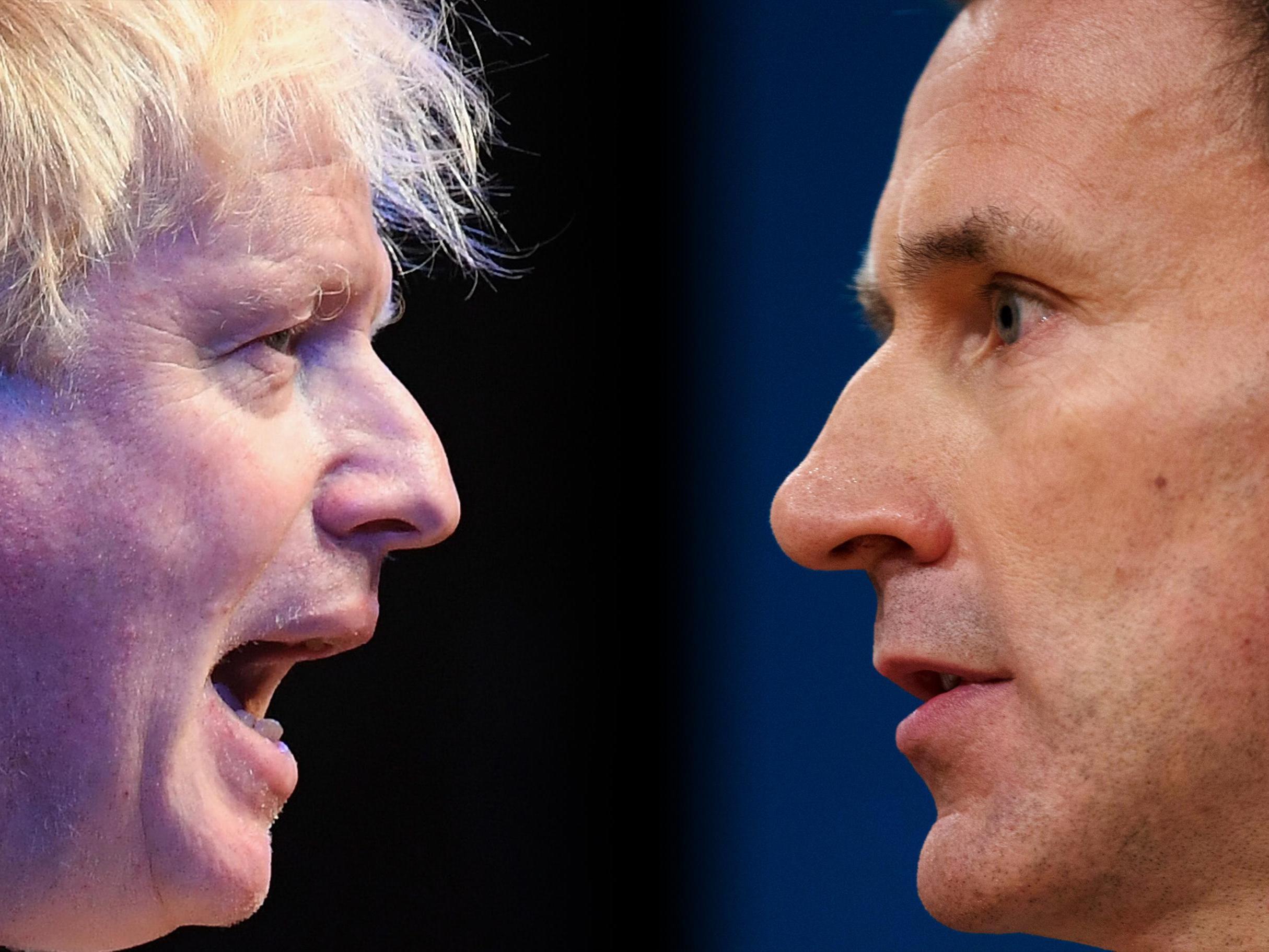 Boris Johnson: Tory leadership debate cancelled because frontrunner refuses to take part