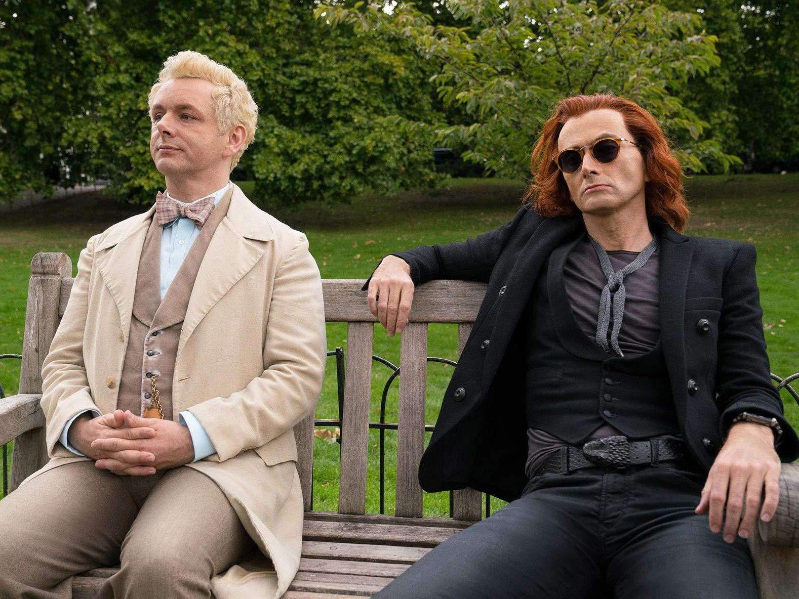 Good Omens: Netflix promises not to continue 'blasphemous' Amazon Prime series after receiving misguided petition