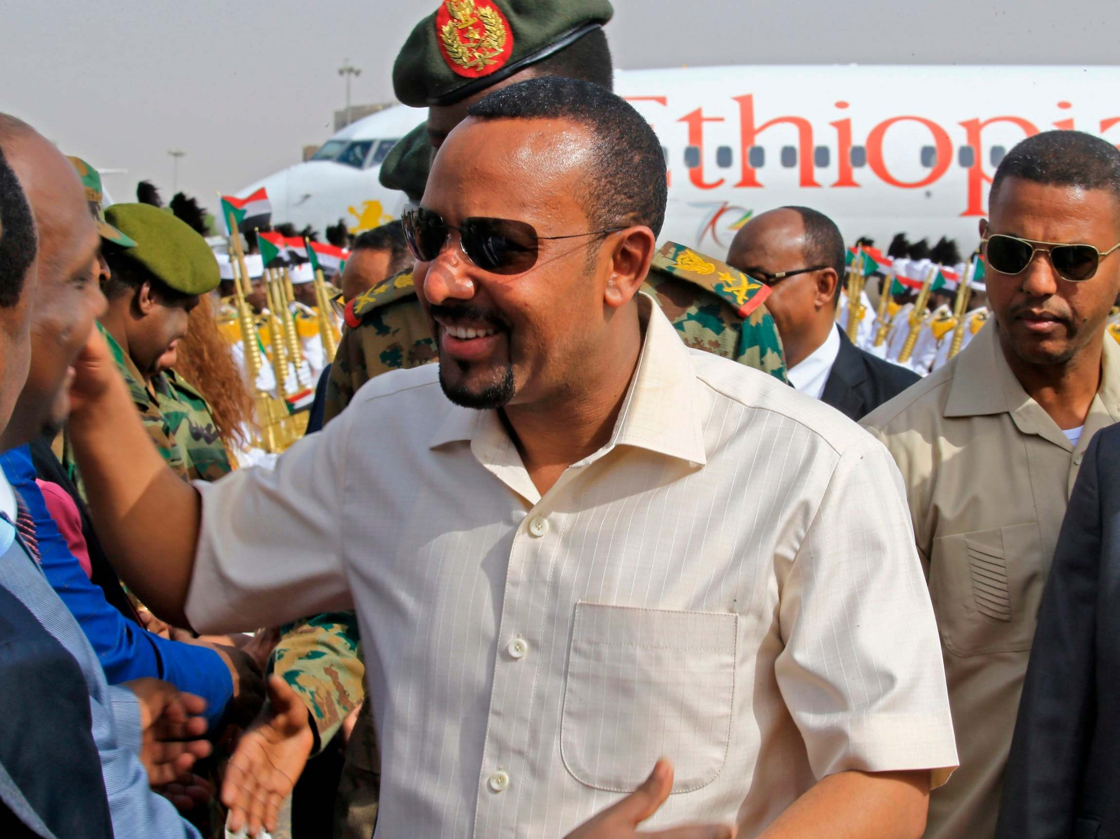 Ethiopia coup thwarted after army chief killed by his own bodyguard at home
