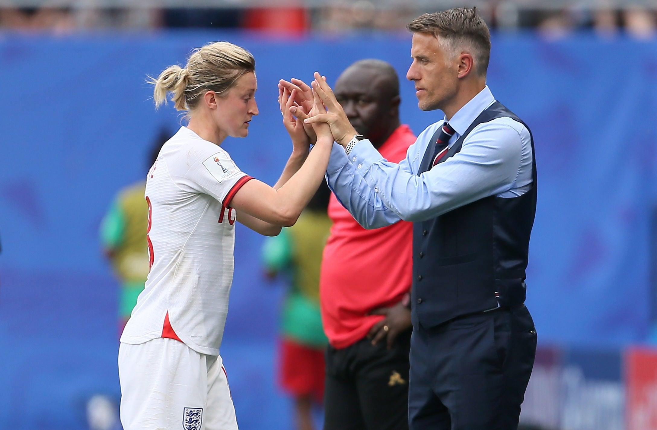 Women's World Cup 2019: USA's Ali Krieger backs Megan