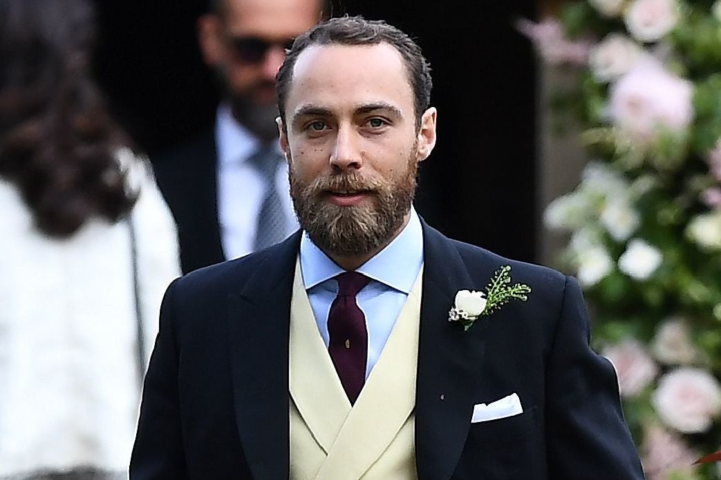 James Middleton opens up about 'crippling' depression and scrutiny o…