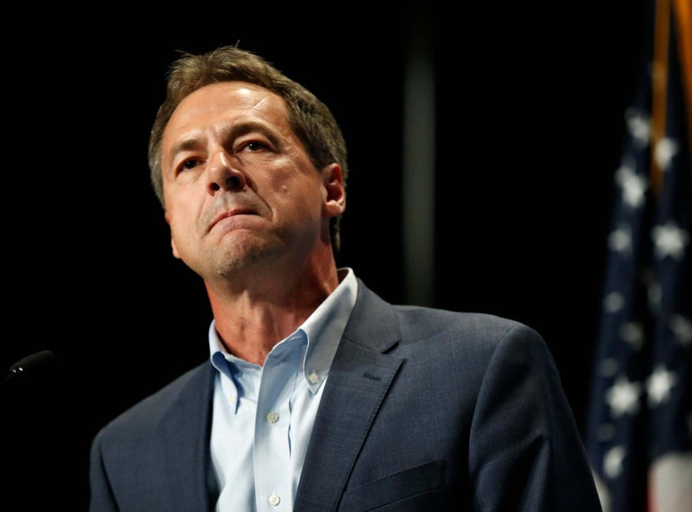 Montana Democratic Governor Steve Bullock is neck-and-neck with Republican Senator Steve Daines in the pivotal 2020 Montana Senate race.