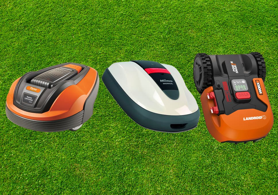 Best robot lawnmower that will take the graft out of cutting