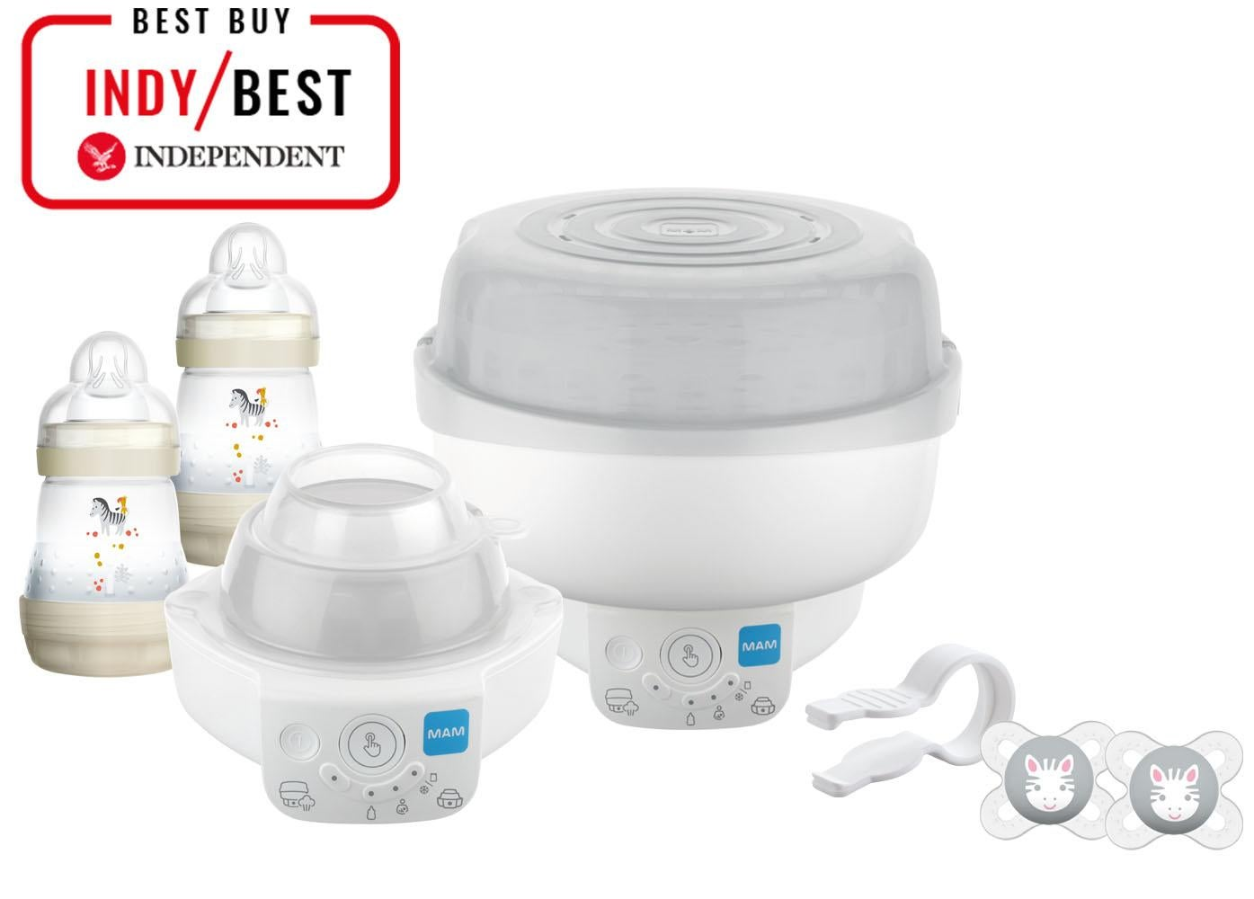 Best baby bottle steriliser Choose from electric, microwave