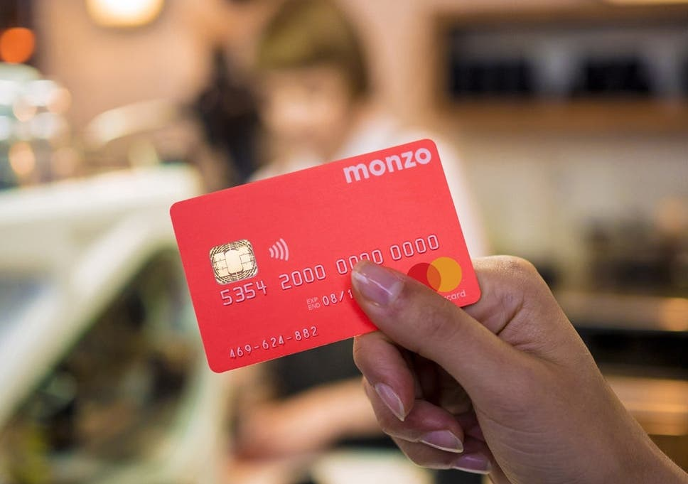 Monzo doubles valuation to £2bn after digital bank raises £113m in