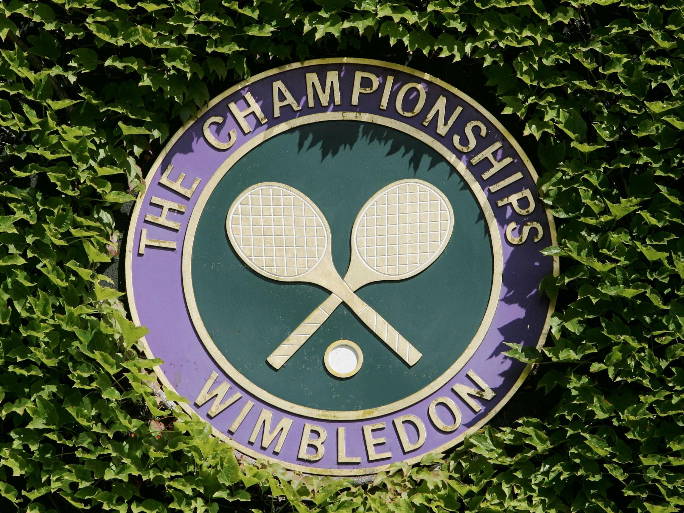 Image result for Wimbledon Order of Play - All England Lawn Tennis Championship