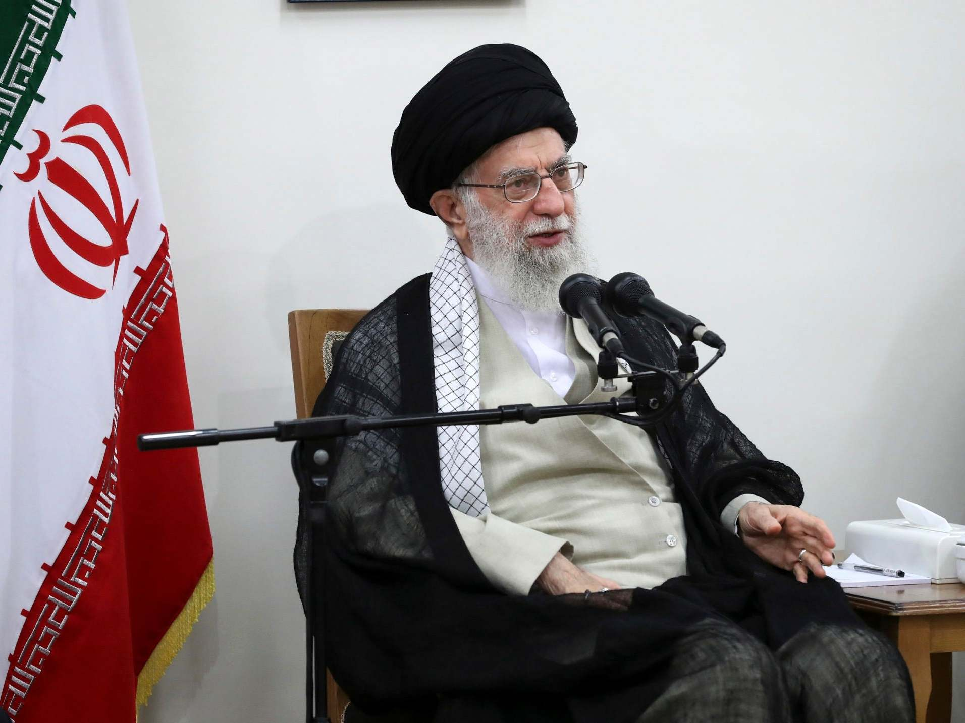 Ayatollah Ali Khamenei - latest news, breaking stories and