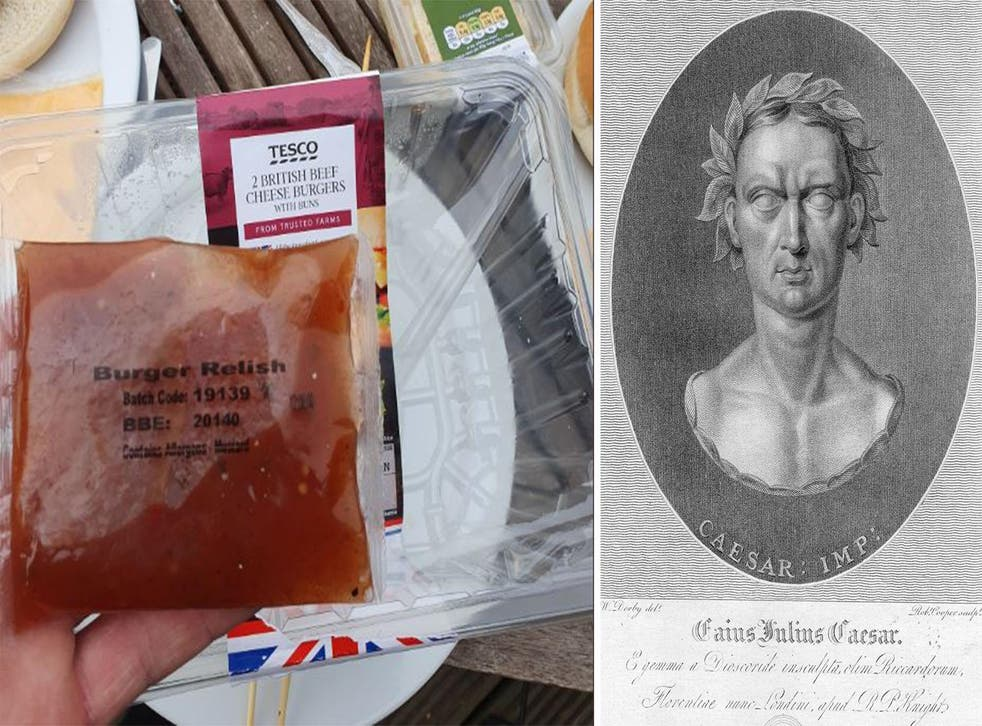 The mysterious burger relish and the man who inspired the odd way in which Tesco dates its products