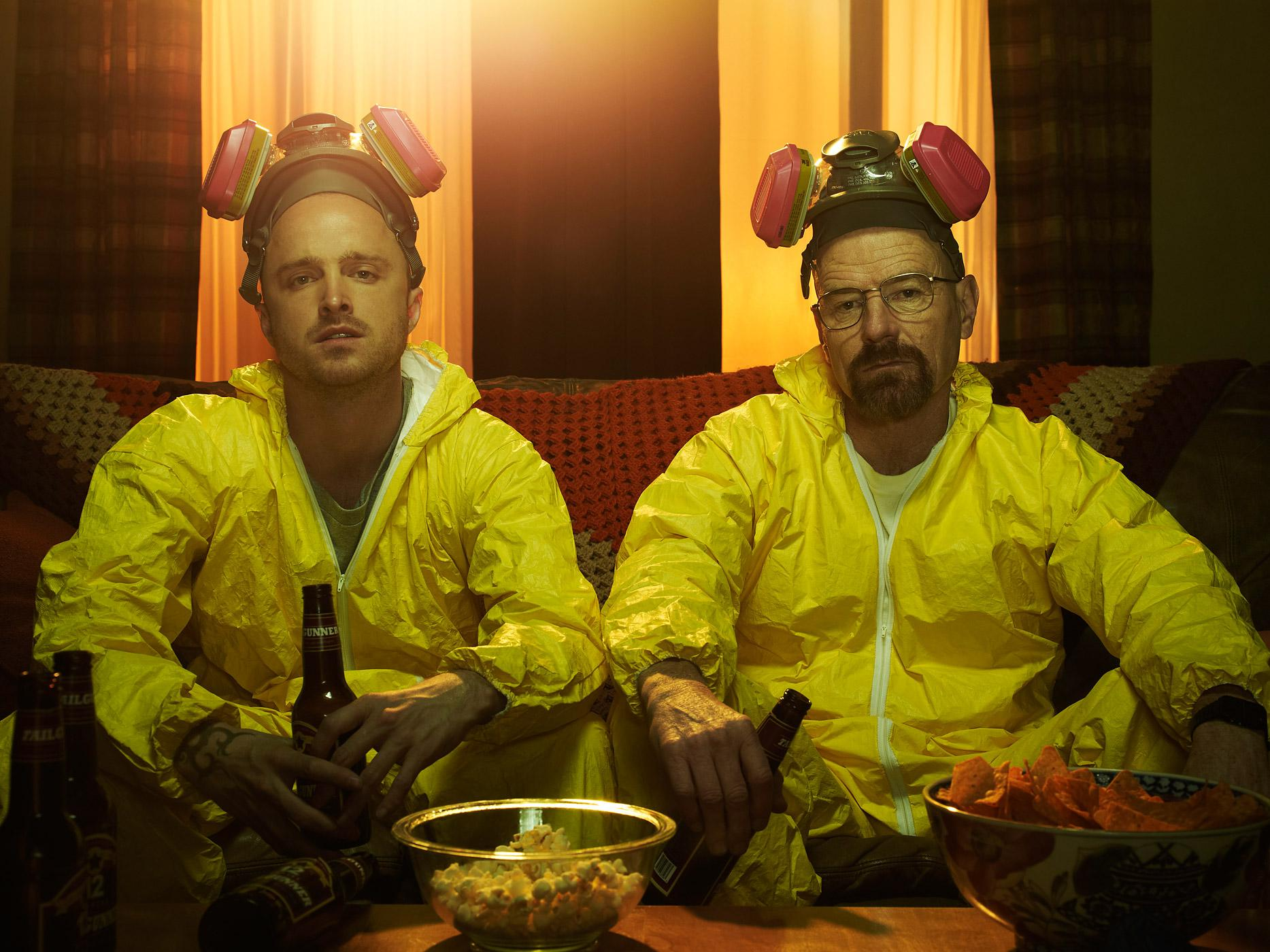Breaking Bad fans left disappointed over secret Bryan Cranston and Aaron Paul project