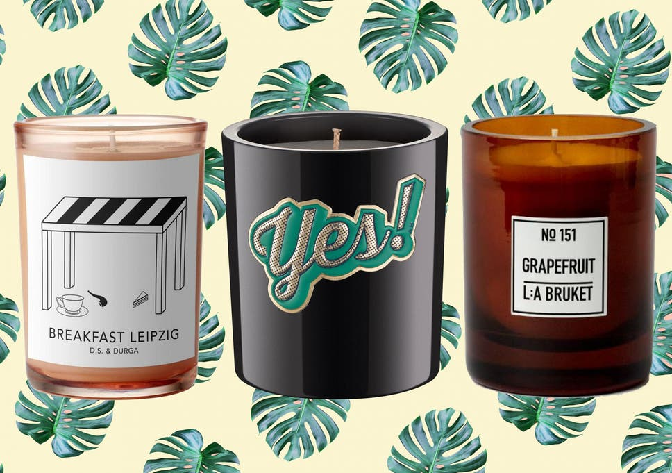 Best summer candle: Choose from longlasting fragrances that