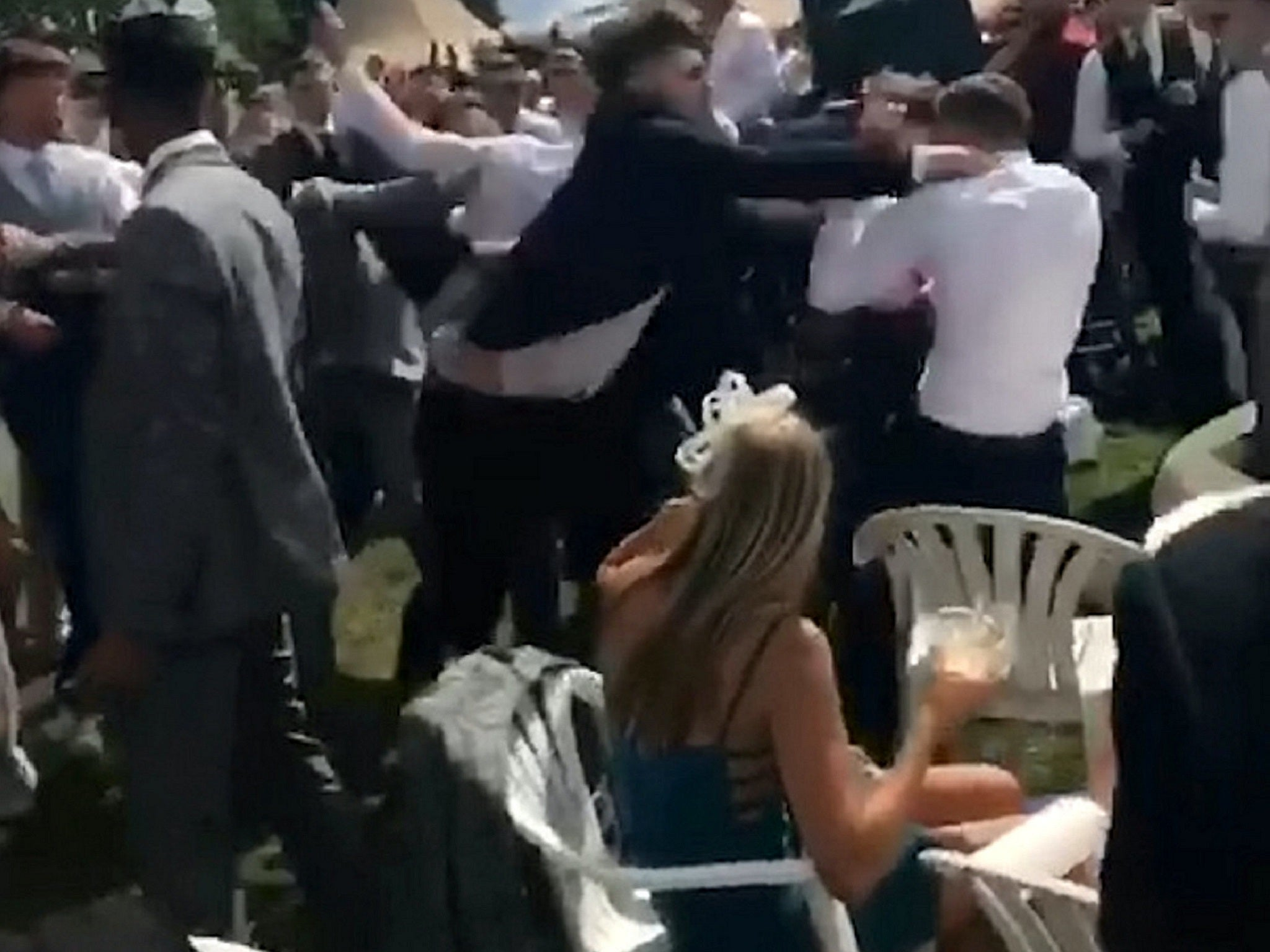 Watford FC footballer suspended after mass brawl at Royal Ascot
