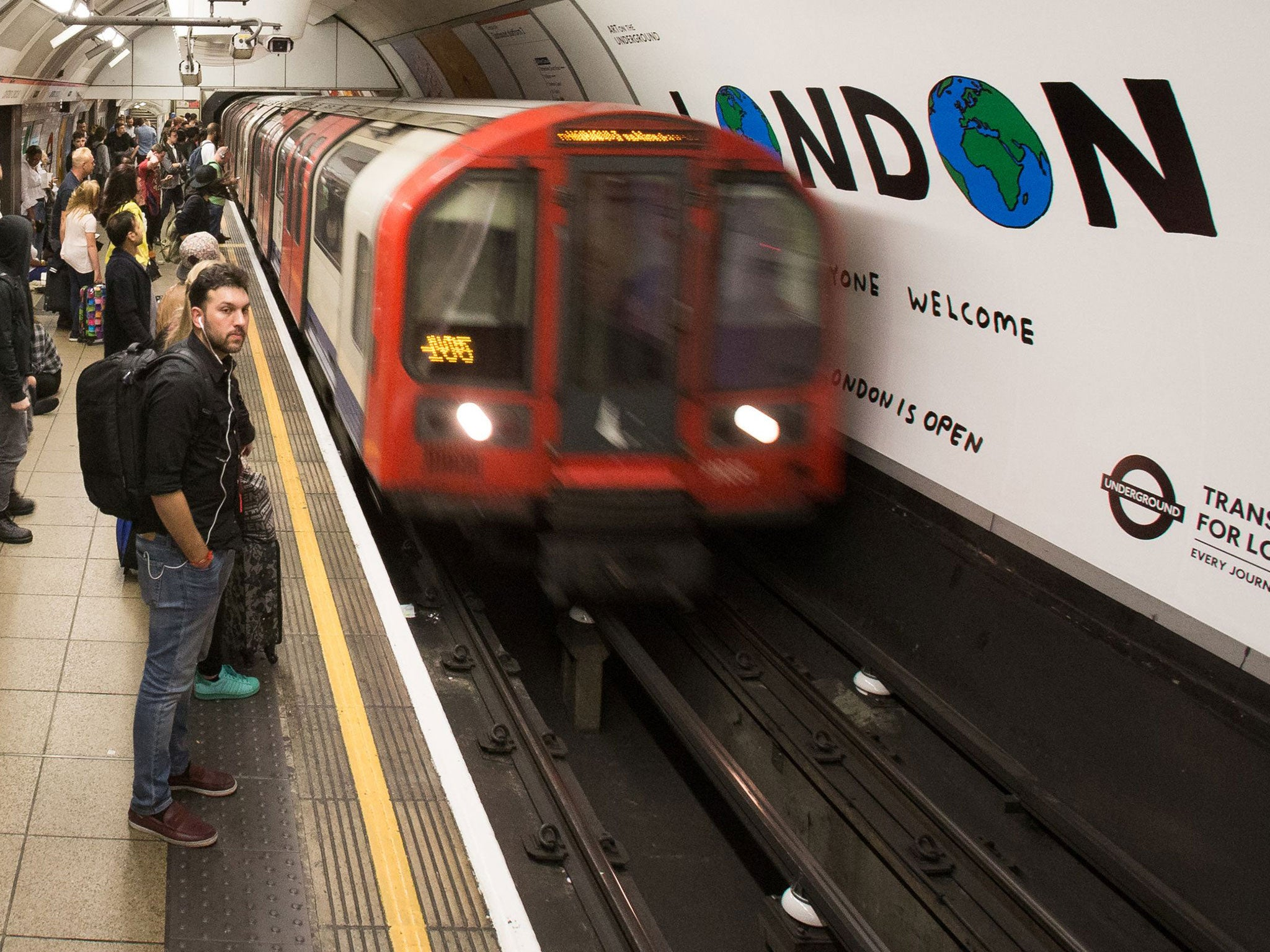 'Tube dust': London launches investigation into potentially dangerous substances detected on Underground