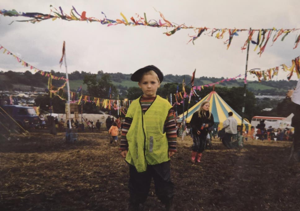 Glastonbury: The earthy magic and lawless energy of being a child at