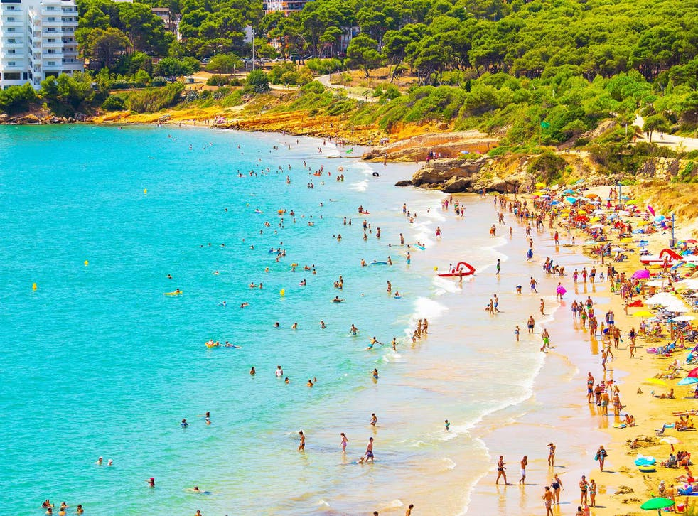 Beach on a budget: you can still get full-board deals for Salou in Spain