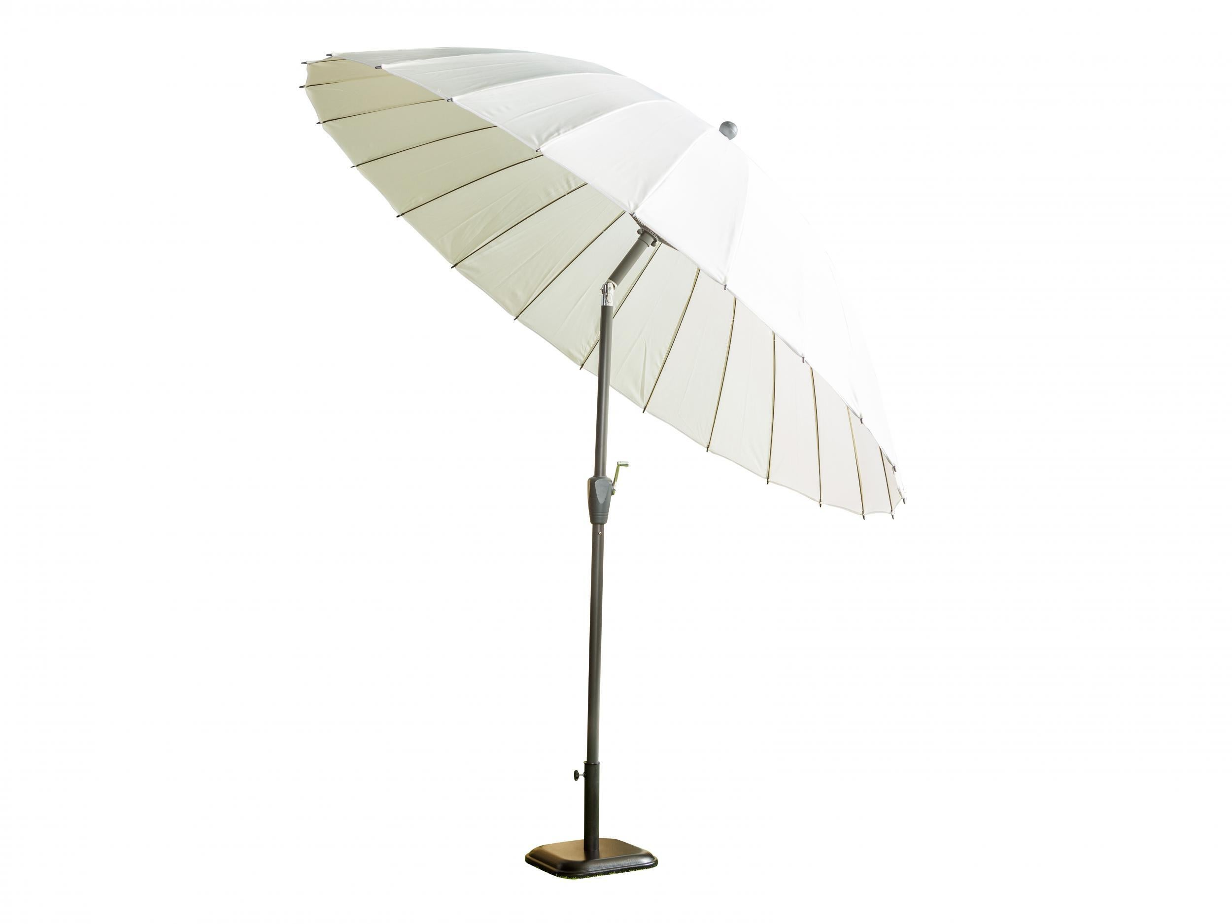 Best garden parasol: Choose from models that are adjustable, stylish