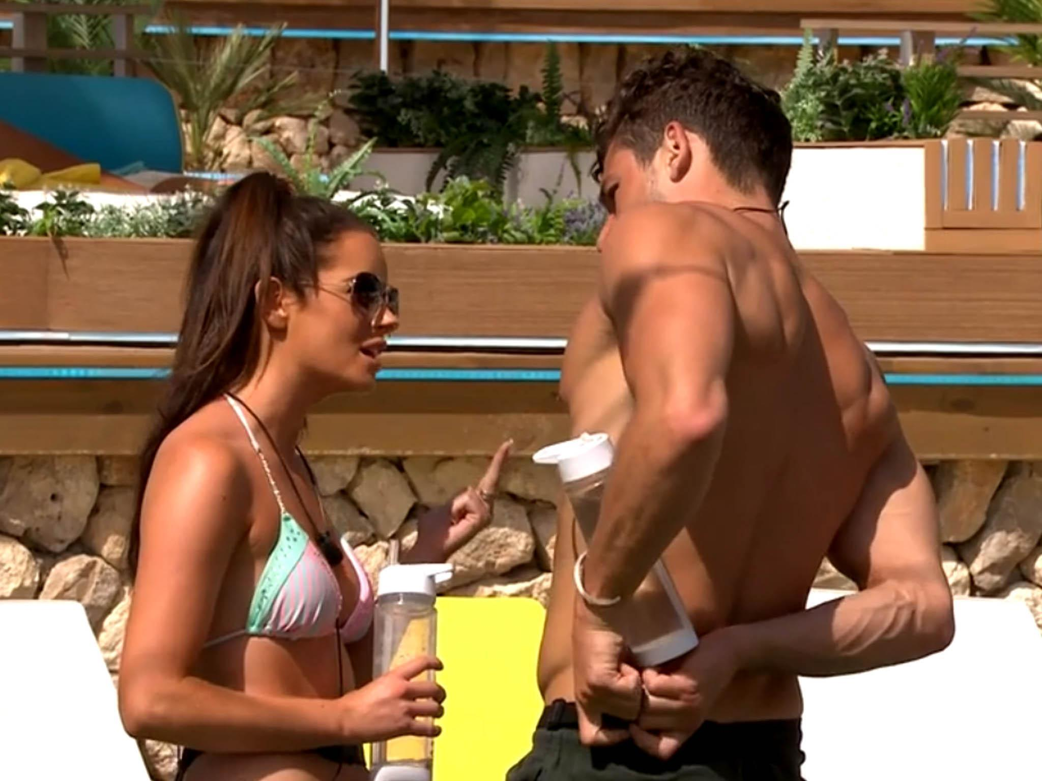 Tanned slick and nasty jordan gets laid