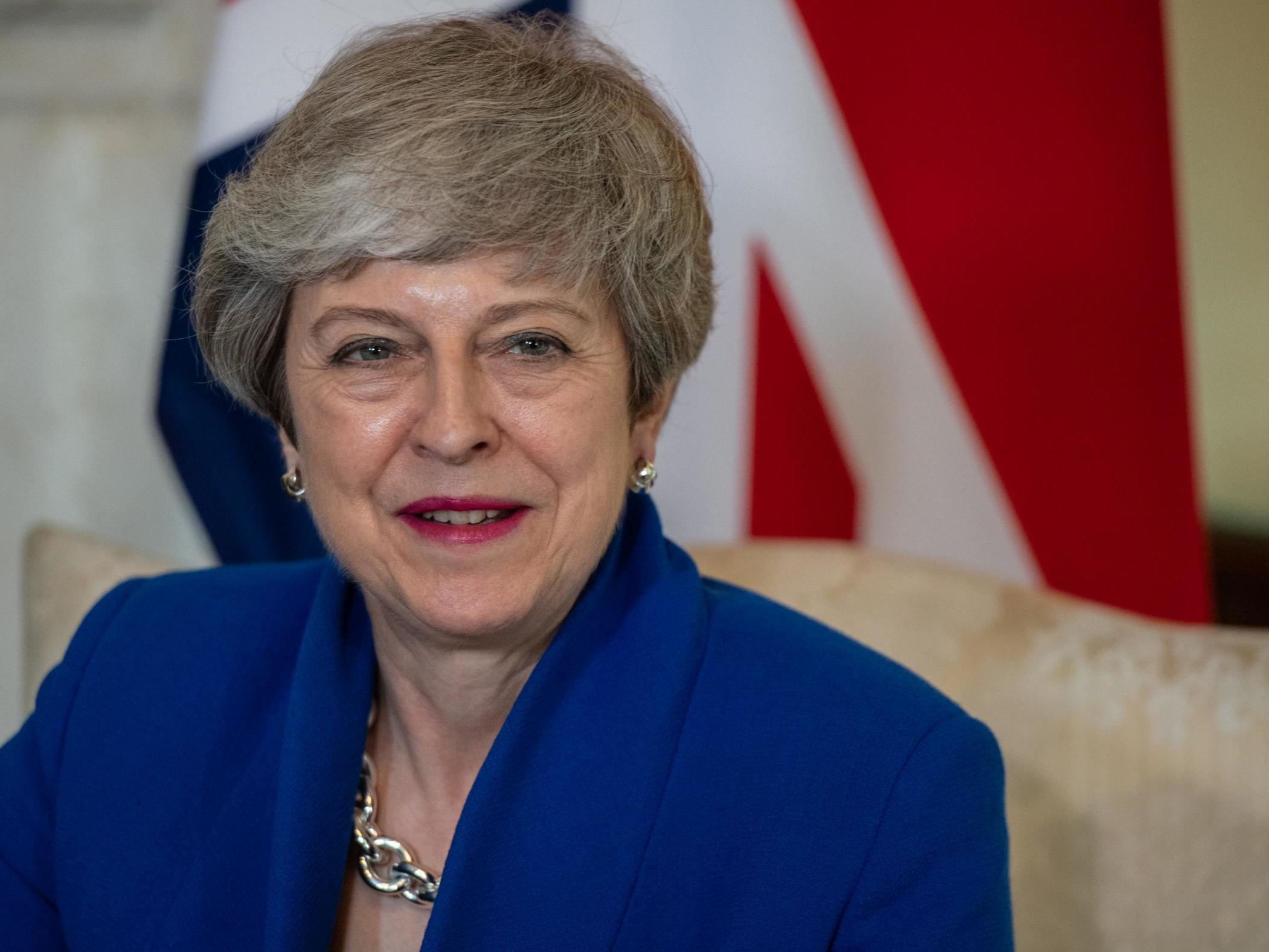 Theresa May says she could stay on as MP for next general election after leaving No 10