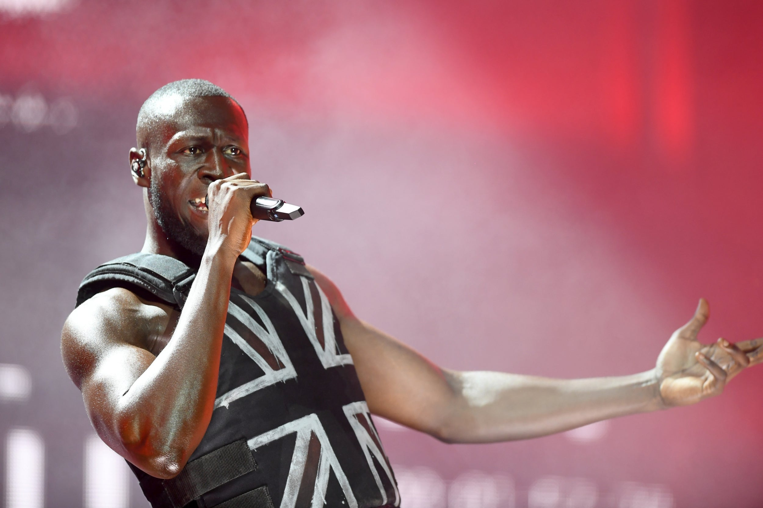 Glastonbury 2019: Stormzy gets crowd to shout 'F**k Boris' on live BBC TV