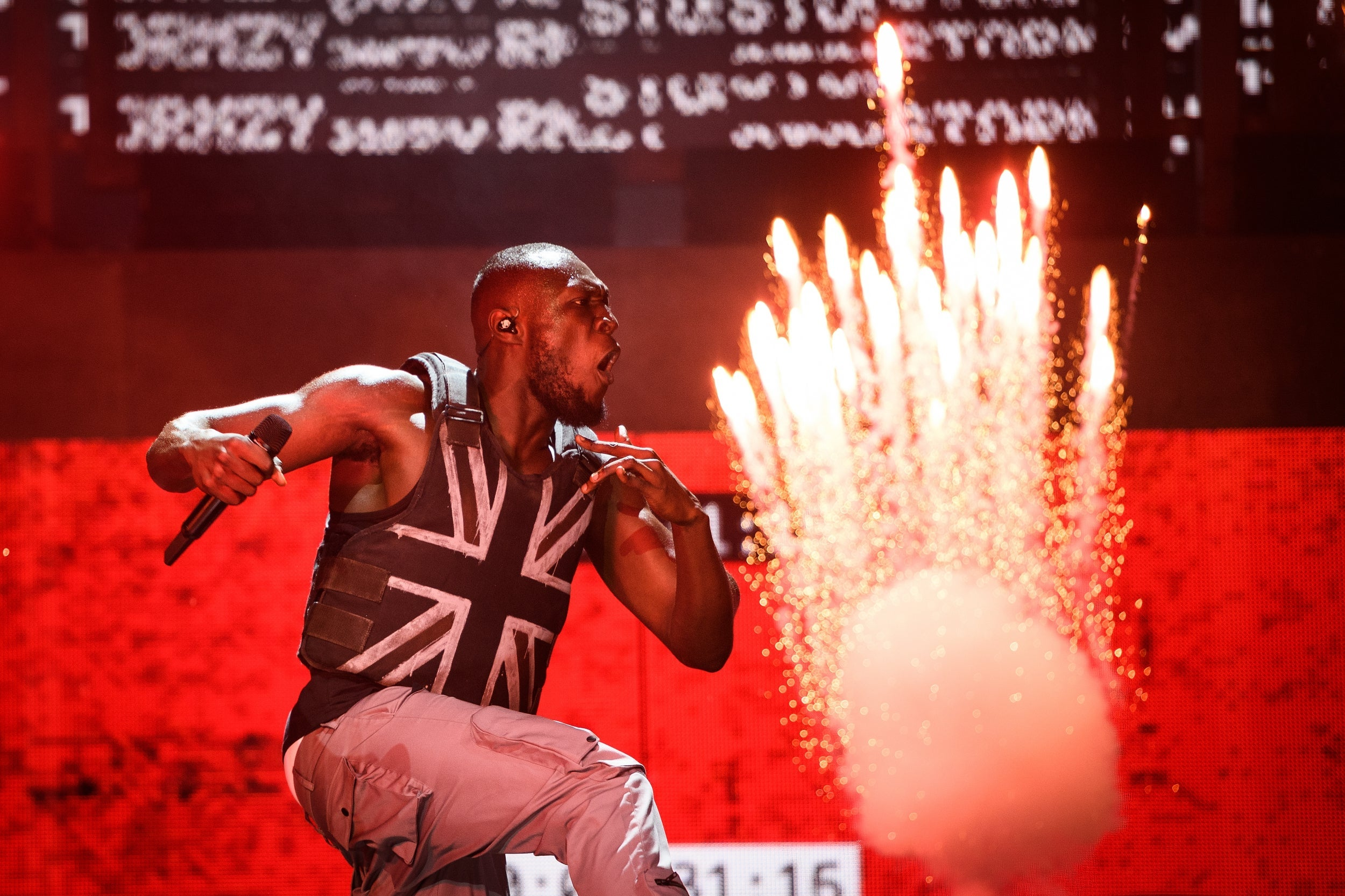 Stormzy's Glastonbury set was a masterpiece in throwing shade at politicians – and Boris deserved all he got