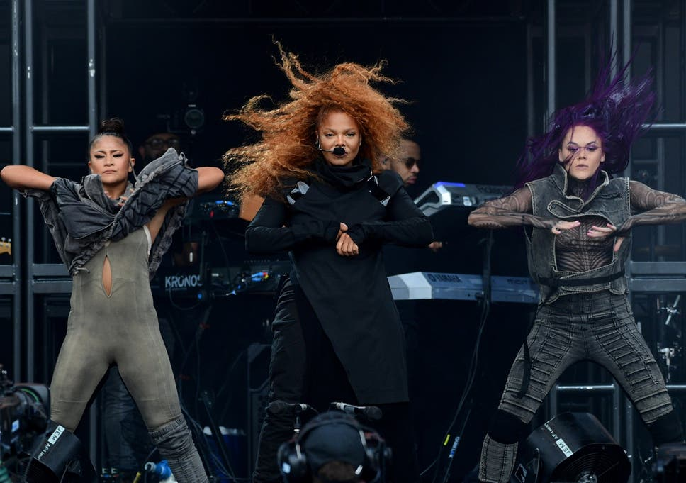 Janet Jackson at Glastonbury, review: Cultural powerhouse