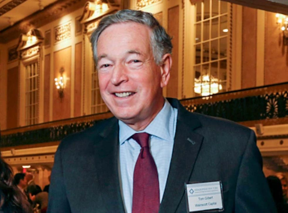 Hedge fund founder Thomas Gilbert Sr was killed by his own son
