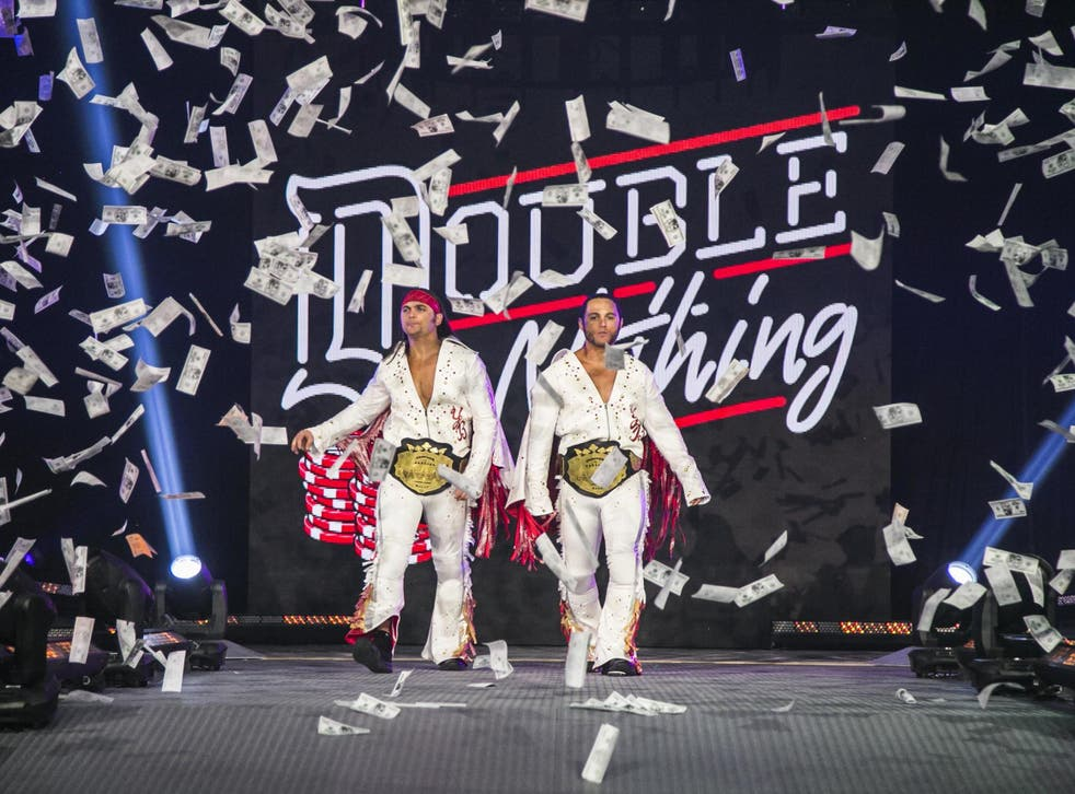 The Young Bucks are keen to bring a pay-per-view to the UK