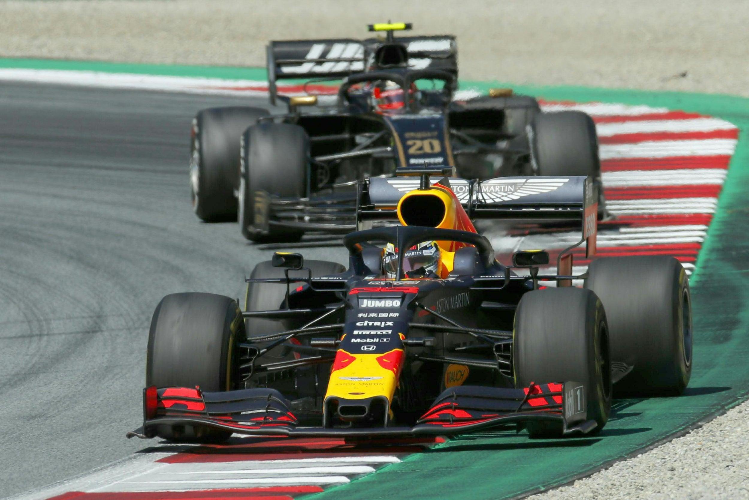 Coronavirus: Austria gives go-ahead to crowd-free Formula 1 races