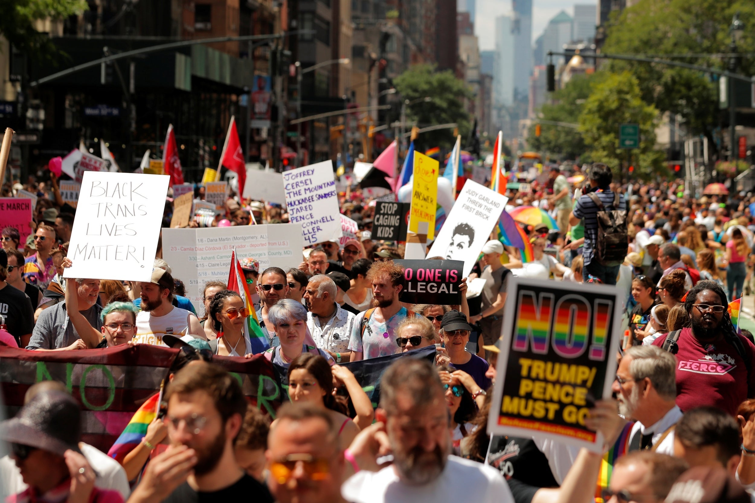 The most momentous events for LGBT+ rights during Pride Month