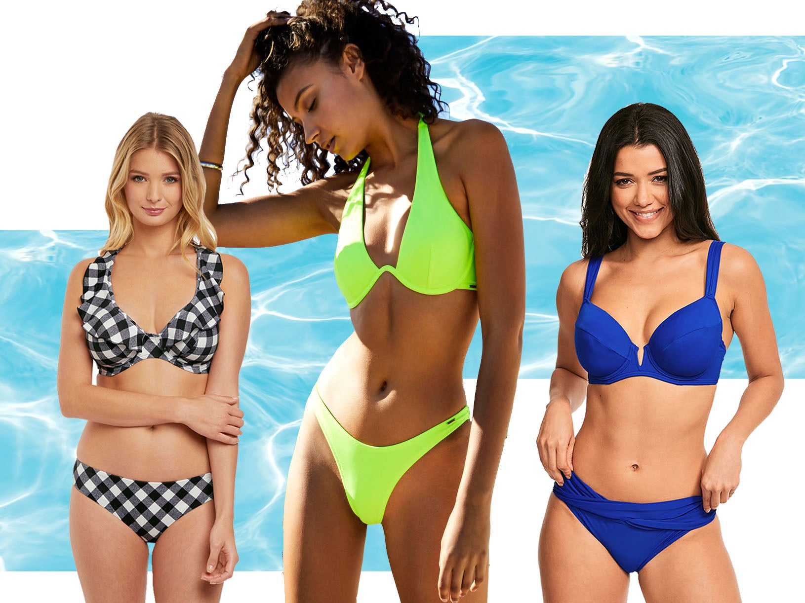 swimsuits for big busts with underwire