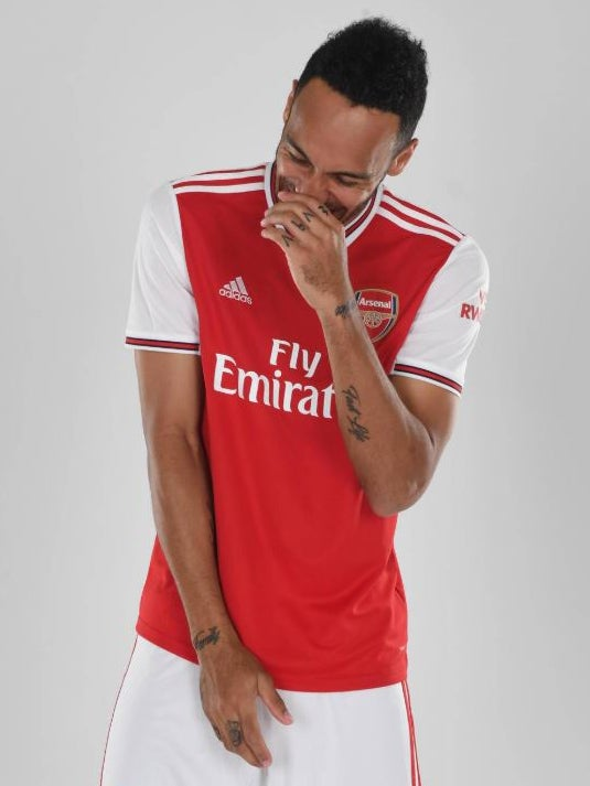 reputable site 1a3ad 2ce0f Arsenal kit: Gunners unveil retro Adidas home kit ahead of ...