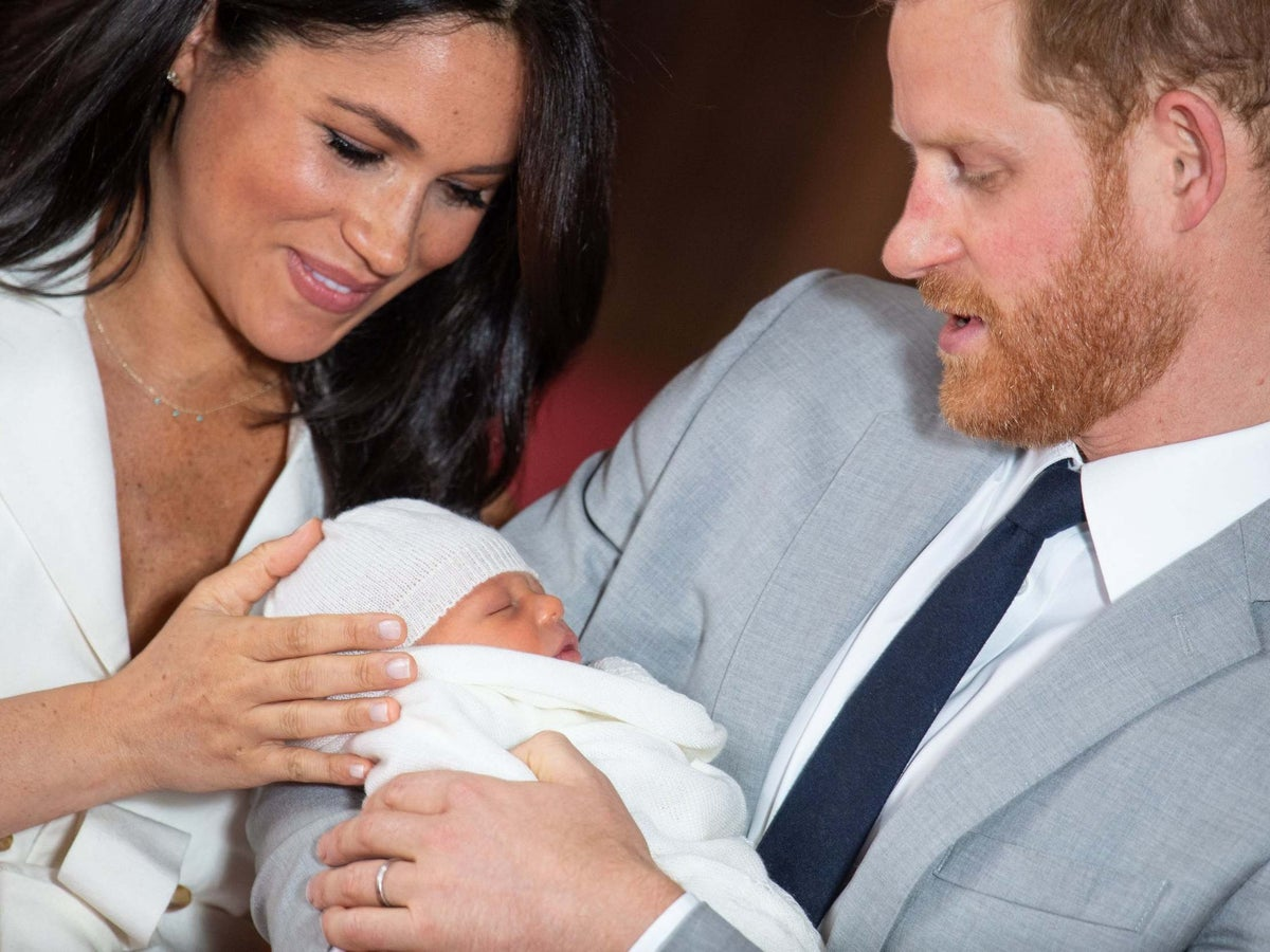 Royal baby: Everything you need to know about Archie's christening   The  Independent   The Independent