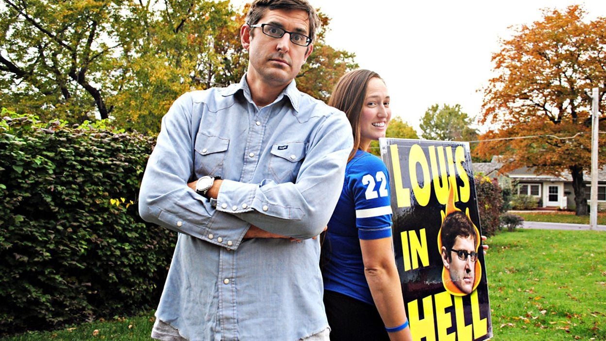 Louis Theroux to revisit 'America's Most Hated Family' in