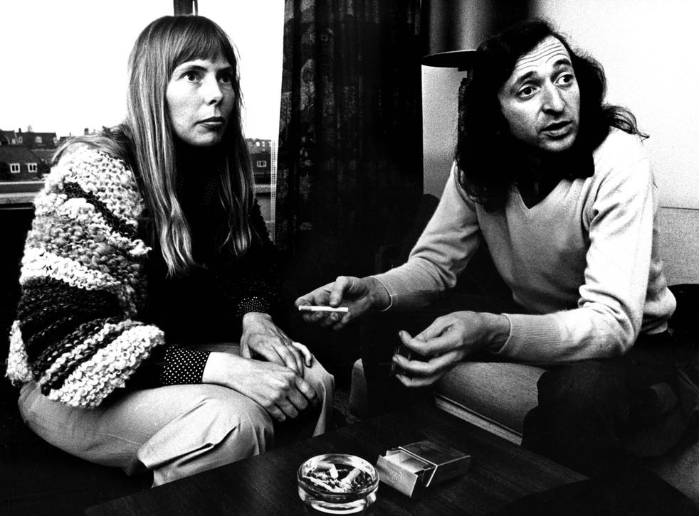 'Joni taught me everything – not Neil': Mitchell and Roberts in Amsterdam in 1972