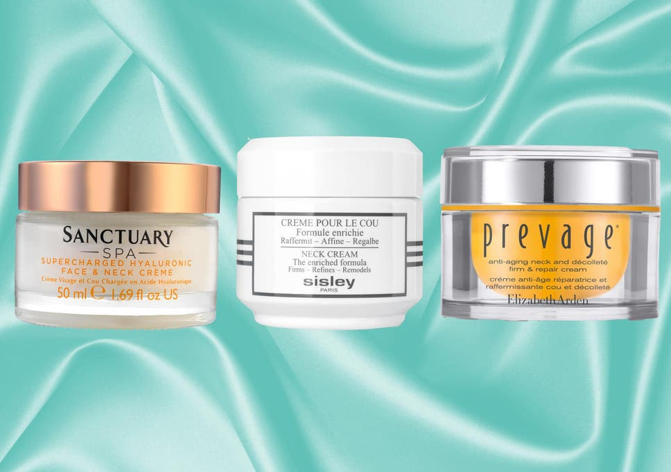 Best neck cream: Choose from skin-firming treatments that reduce