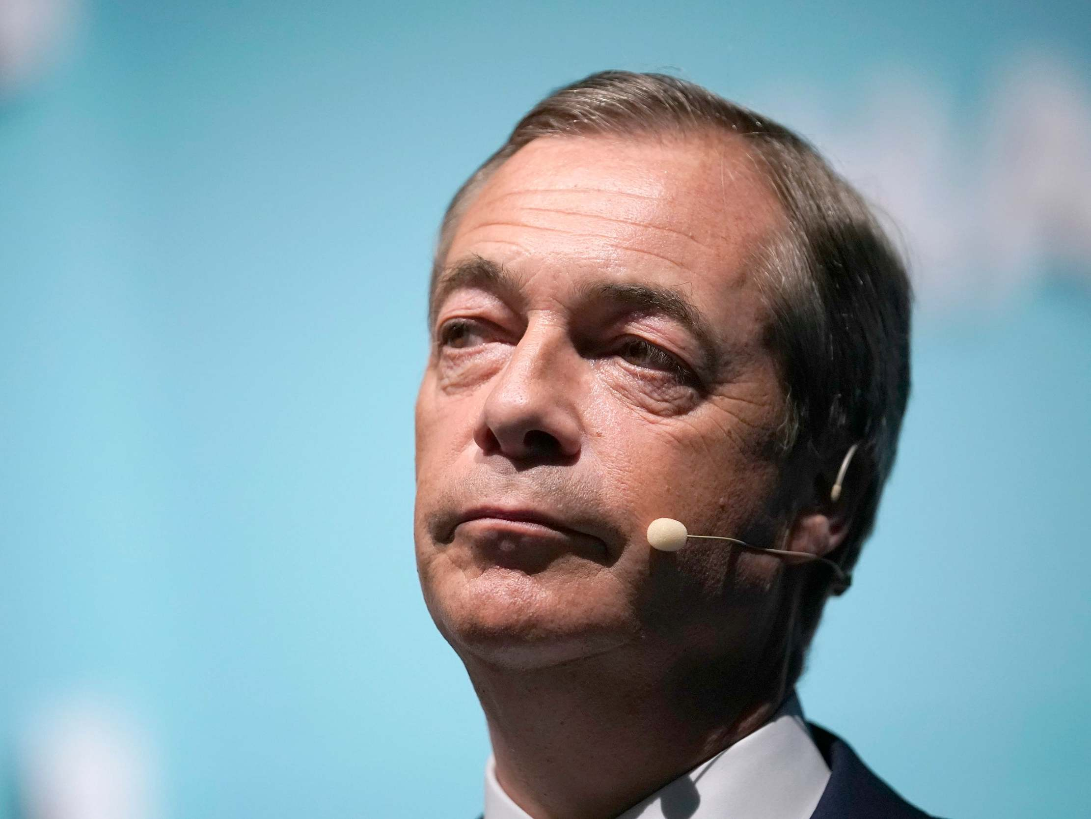 Nigel Farage 'should never be allowed anywhere near government', Boris Johnson's team says
