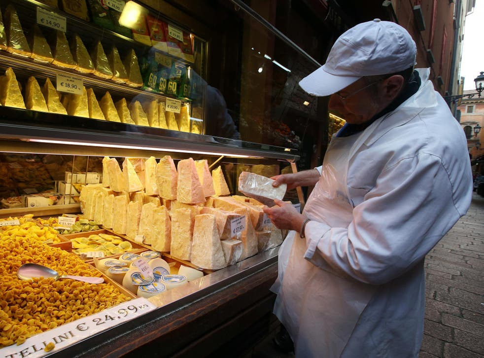 The imports proposed by Trump will have a negative impact on EU dairy imports