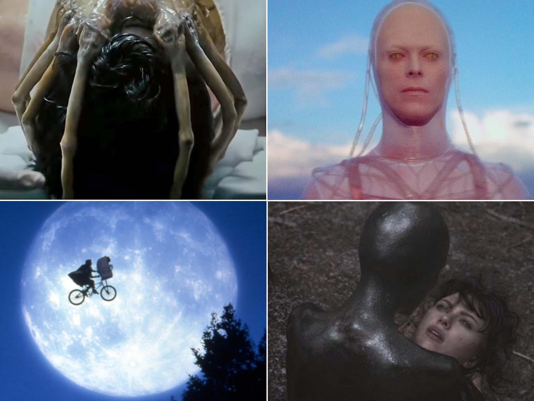 World UFO Day: The 10 best alien films, from ET: The Extra-Terrestrial to Under the Skin