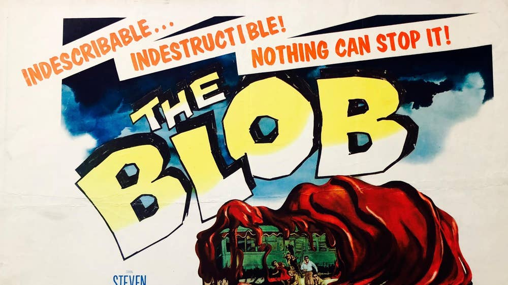 The Blob (1958; Irvin Yeaworth)