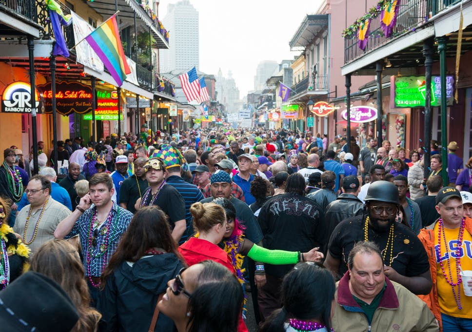 New Orleans locals fight overtourism as visitor numbers top
