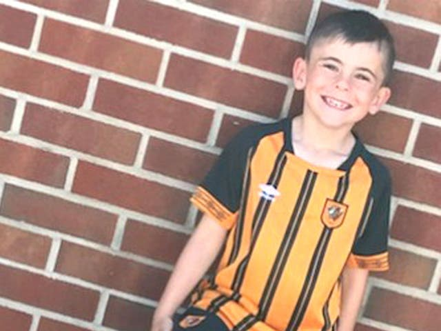 Stanley Metcalf was just six when he was fatally wounded by his great-grandfather during an incident in July 2018