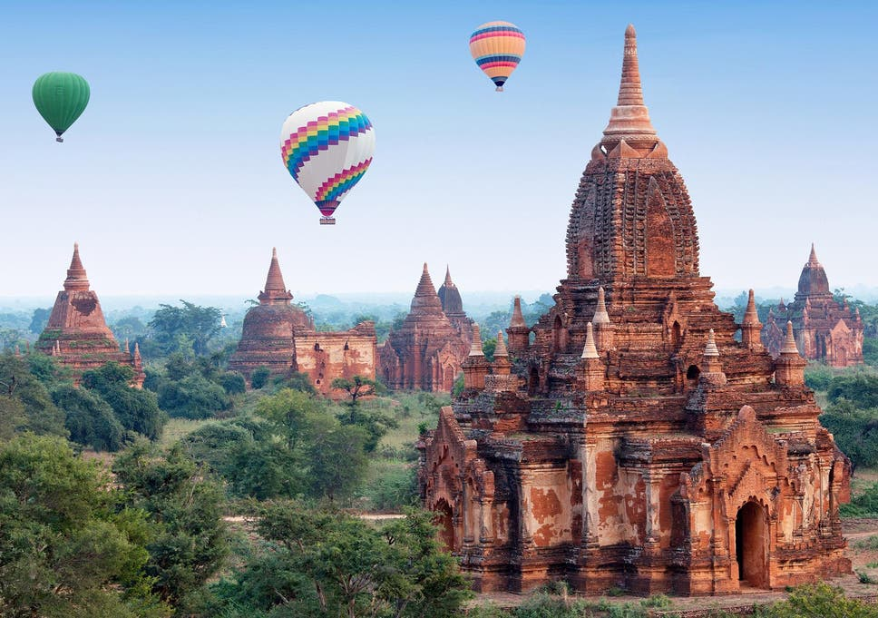 Bagan temple climbing off-limits as city named Unesco site | The ...