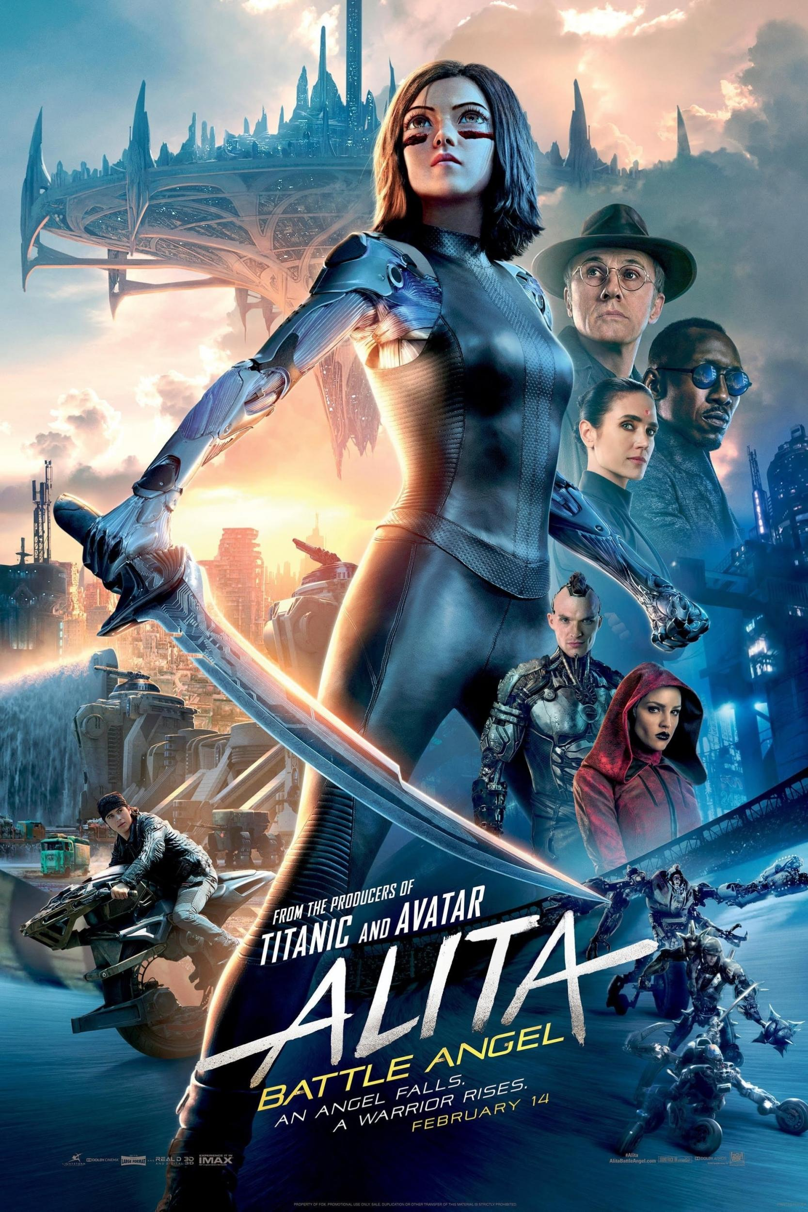 Angel From Holly's World the cult of 'alita: battle angel' – alt-right parable or