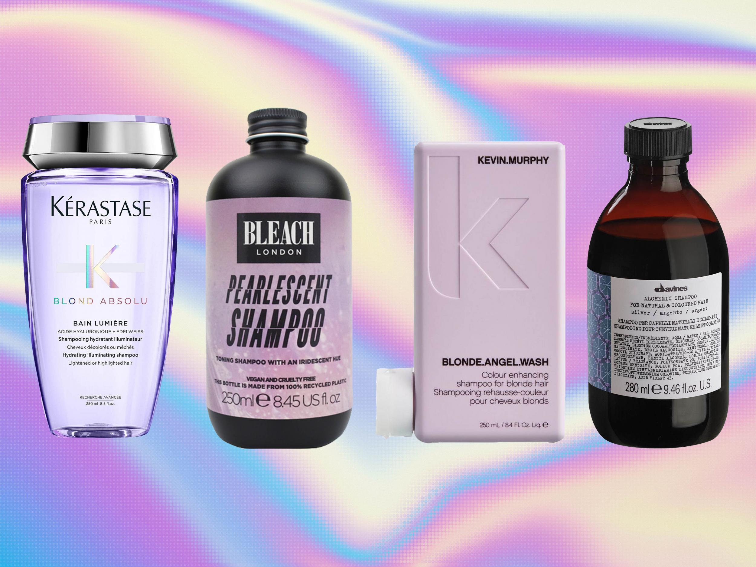 Best Purple Shampoo For Blonde Hair That Neutralises