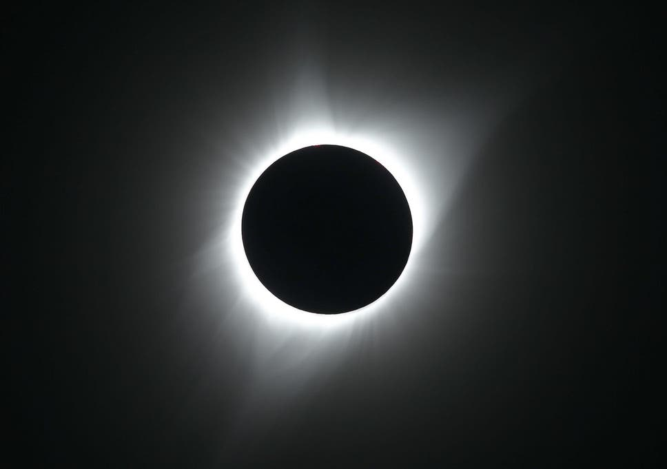Solar eclipse today: How to watch the Moon block out the Sun in