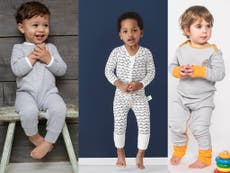 ce0bf1a6477ec 15 best sustainable and organic kids' clothing brands | The Independent
