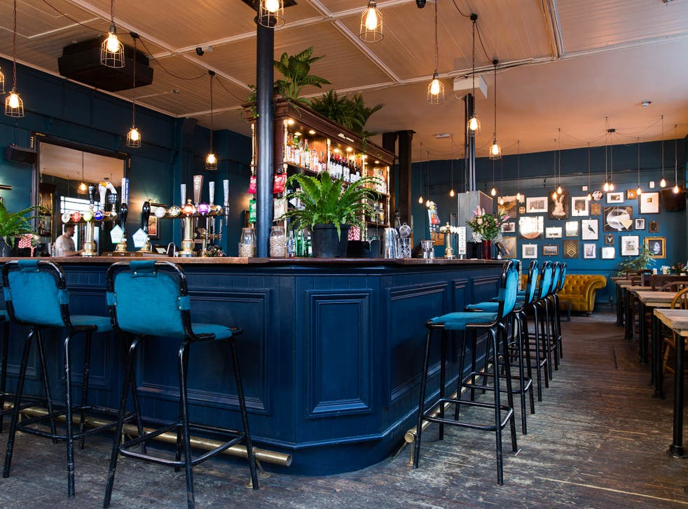 This is London's first completely vegan pub
