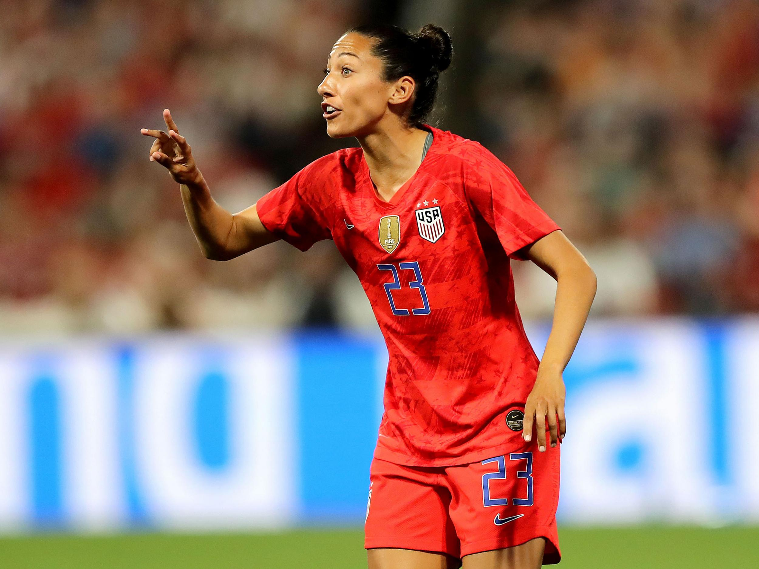 USA vs England result: Lionesses knocked out of Women's