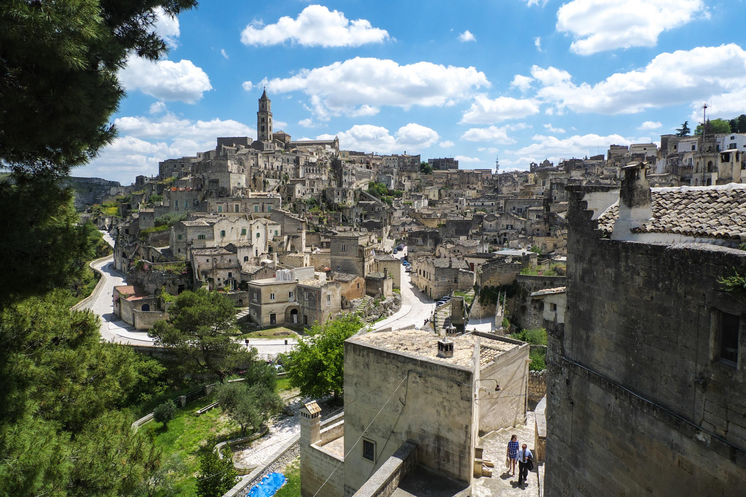 Why e-bike is the best way to explore Matera, this year's capital of culture